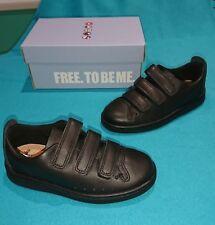 d8bbc8a413c4 Boys Clarks School Shoes The Style - Leadergame Black UK 11.5 Kids F ...