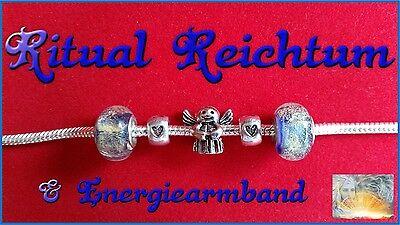 Ernst Beltane Ritual Reichtum Inkl. Hochwertigem Energiearmband * Profimagie !