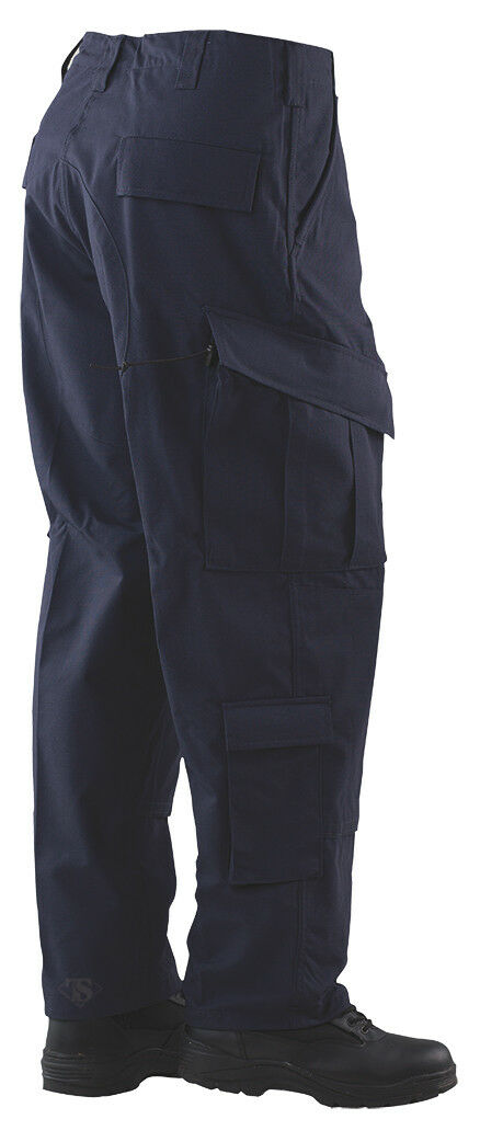 Tru-Spec Navy Navy Tru-Spec TRU Pants 50/50 NYCO RS 71b1bf