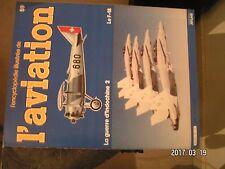 **a Encyclopédie illustré de l'aviation n°59 Guerre d'Indochine / Le F-18