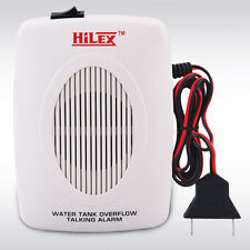 Branded Hilex Water Tank Over Flow Alert Alarm Sound System - Overflow Bell