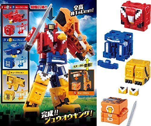 Bandai Power Rangers Zyuohger Zyuoh King Minipla Model Kit Full Set of 5 F S