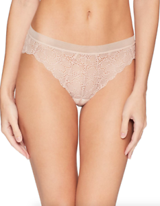 DKNY Womens Superior Lace Bikini Panty Bikini Style Underwear