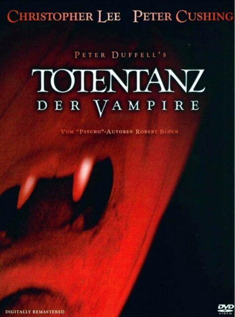Totentanz der Vampire DVD Digipack Hammer Amicus Episodenhorror Kult