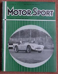 Motor-Sport-April-1959-Renault-Dauphine-Rolls-Royce-Phantom-III-Sunbeam-Rapier