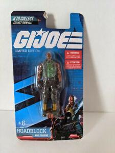 Hasbro/Prexio 2021 - G.I. Joe - Roadblock - Limited Edition Mini Figurine - NEW