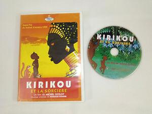 DVD-VF-Kirikou-et-la-sorciere-Michel-Ocelot-Envoi-rapide-et-suivi