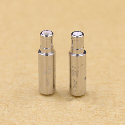 2X EDM Drill Ceramic Electrode White Ceramic Guide 0.20mm Puncher Machine