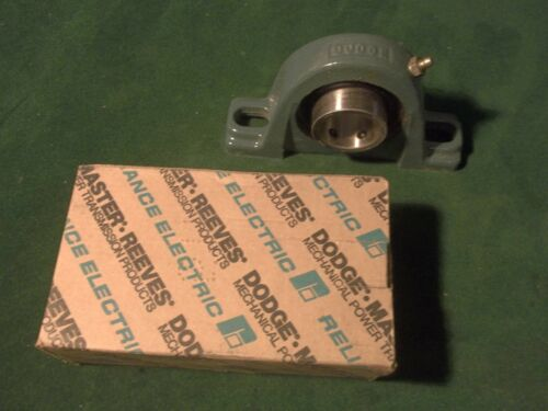DODGE 1-7//16  PILLOW BLOCK BEARING P2B-SC-107 ~ NEW In Box ~Aisle Q