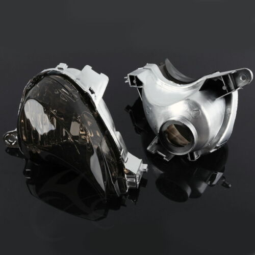 Smoke Turn Signal Lens For Suzuki Hayabusa GSXR1300R 2008-2012 2009 2010 2011