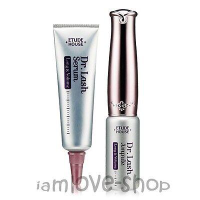 [Etude House] Dr. Lash Ampule Long & Volume 6ml eyelash care