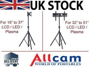 Allcam TR941//TR940 Stativ Tragbar TV Ständer für 48.3cm-130cm LCD LED Fernseher