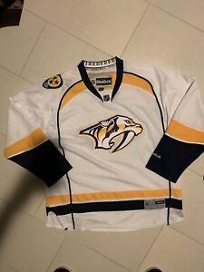 predators reebok jersey