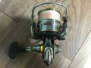 Daiwa Luvias Airity 4000CXH Bass Right Handle Bait Casting Fishing Reel Spinning