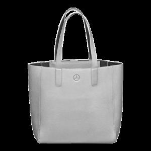 Original Ladies Bag Ovp Shopping Mercedes Benz Silvergrey New 2E9HWDIY