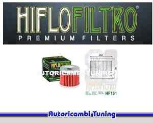 FILTRO-OLIO-HIFLO-HF131-MOTO-Suzuki-AN-Burgman-400-cc-anni-2007-2013