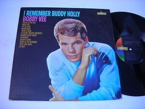 Bobby-Vee-I-Remember-Buddy-Holly-1963-Mono-LP