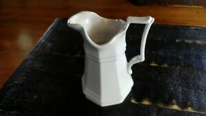 Red-cliff-ironstone-creamer-very-nice-condition