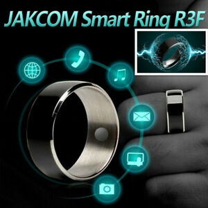 NFC Multifunctional Waterproof Digital Smart Ring Android Magic Finger Ring US