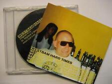 """WESTBAM """"HARD TIMES"""" - MAXI CD"""