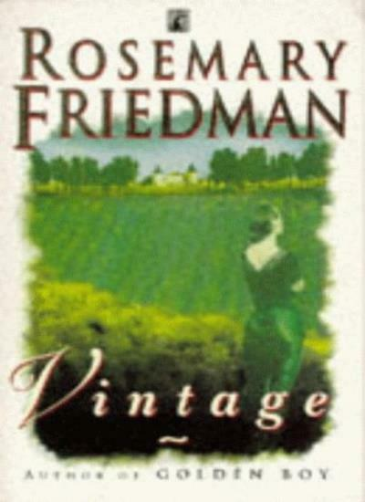 Vintage,Rosemary Friedman- 9780671853426