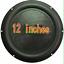 1pcs-12-034-inch-bass-radiator-passive-Speaker-Bass-diaphragm-basin-strengthen-bass thumbnail 1