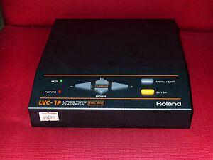 Roland Lvc-1p Pal Video Karaoke Tv Interface Pour G800 G1000 Va7 Va76 E600 Kr-afficher Le Titre D'origine Prix ​​De Vente