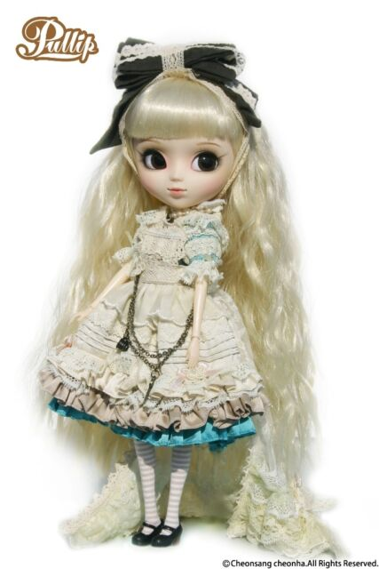 Pullip Romantic Alice wonderland in blue dress Groove fashion doll in USA