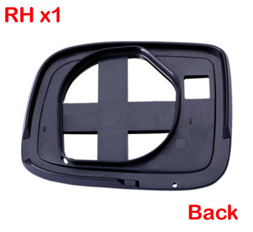 Rear View Mirror LENS LH Side Door Fit For Isuzu D-Max Holden Rodeo RC 2003-2011