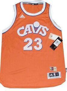 Details about Lebron James Jersey Youth Cleveland Cavaliers adidas Swingman Orange Boys $75