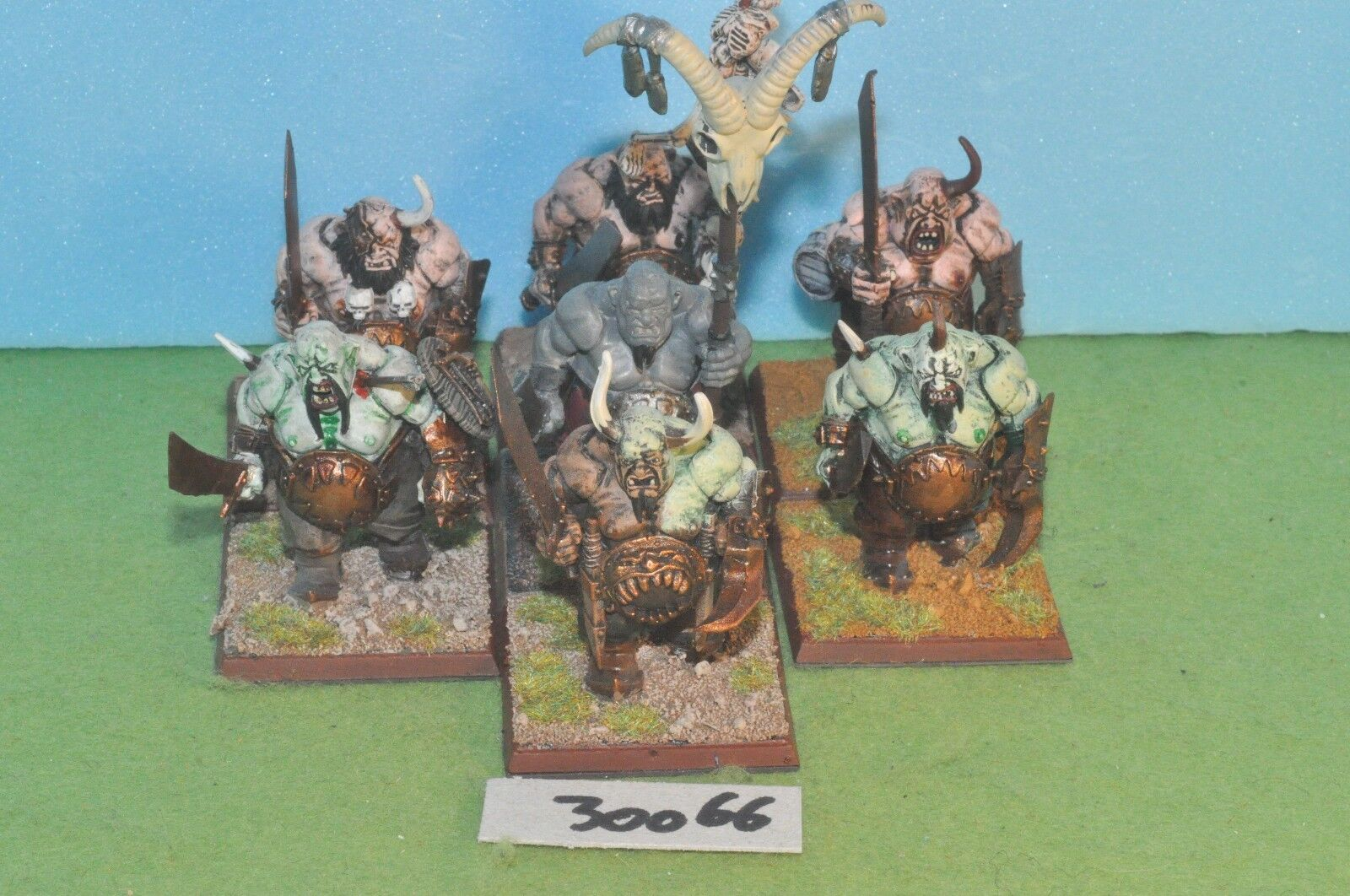 Ogre kingdoms ironguts 7 sigmar destruction fantasy (30066) warhammer