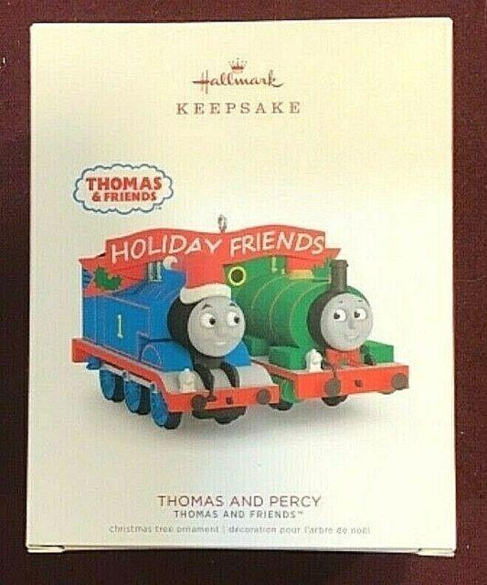 Hallmark Keepsake Ornament - Thomas & Percy - Thomas and ...