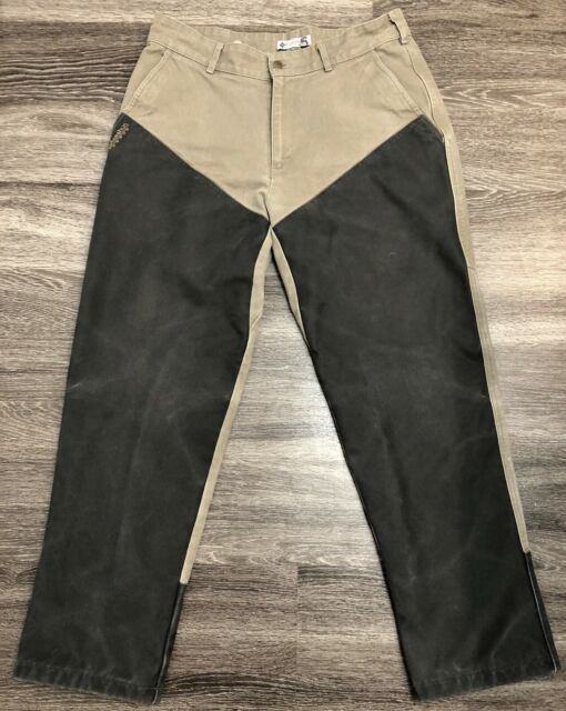 Men's Columbia Briarshun Stout Canvas Pants - Hunting/Fishing - Size 36 x 31