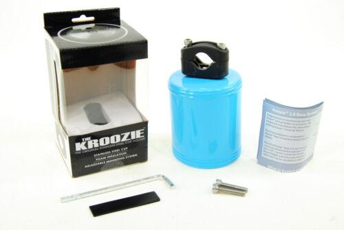 Kroozie tasses hydratation acier 2.0 Baby Blue Bicycle Drink Cup Holder