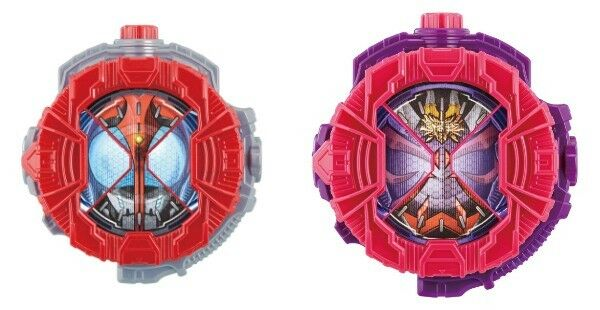 NEW Kamen Rider Zi-O DX KABUTO Ride Watch & DX HIBIKI Ride Watch SET from Japan
