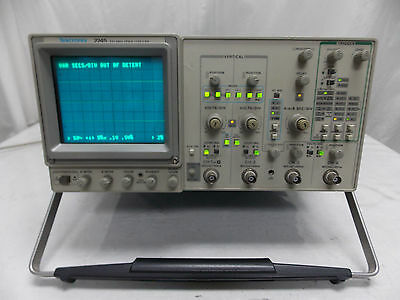 Search For Flights Tektronix 2245 100 Mhz Oscilloscope W/ Cal Sticker 9/29/16 To 9/28/17 Hats