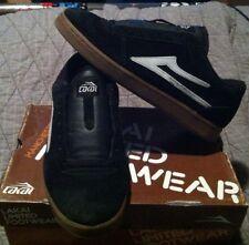 Lakai OG Manchester Black Gum Girl Chocolate Skateboards Vintage Skate Shoes Es