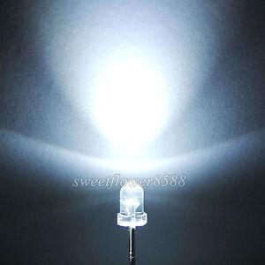 1000pcs-3mm-12000mcd-Super-Bright-Light-Bulb-White-Led-Lamp-New-Free-Shipping