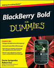 BlackBerry Bold For Dummies by Dante Sarigumba, Robert Kao (Paperback, 2009)