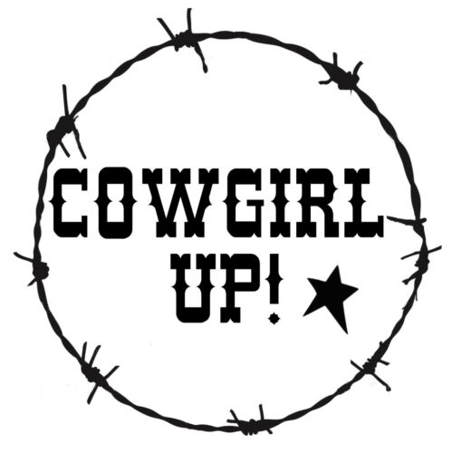 Barbed Wire Border Western Country Rustic You Choose Size Stencil Cowgirl Up