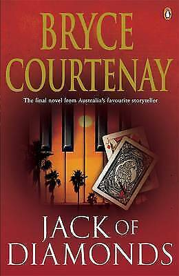 1 of 1 - Jack of Diamonds By Bryce Courtenay, Like new, free shipping+ tracking