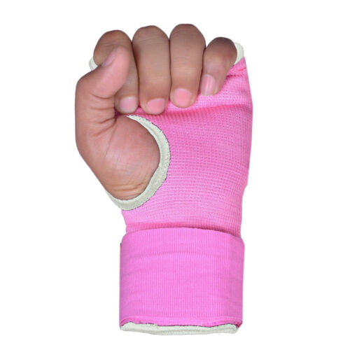 MARTIAL ARTS S-XL ARD™ FOAM PADDED INNER GLOVES WITH WRAPS MUAY THAI BOXING