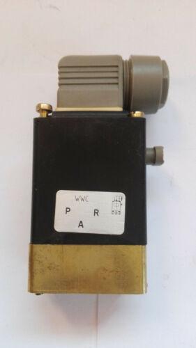 24V NEU 041195J Bürkert  Magnetventil Typ