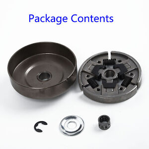 Clutch-Drum-Sprocket-Bearing-Kit-Parts-For-MS391-MS311-Stihl-Chainsaw-3-8-034-7T