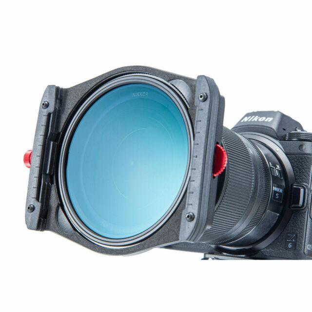 Kase K8 Slim 100mm Filter Holder Kit Includes Magnetic CPL /& 67mm 72mm 77mm 82mm Adapters