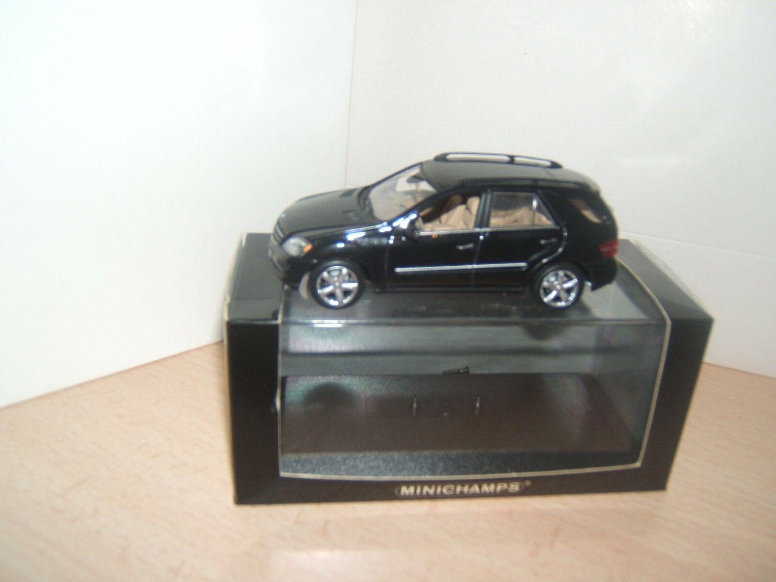 Mercedes benz  class m 2005 1 43 minichamps  réduction en ligne