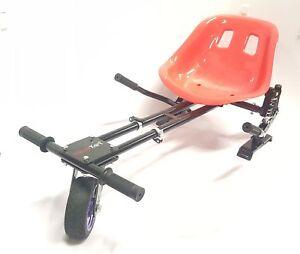 Red-Seat-Suspension-Original-HoverKart-Convert-Hoverboard-in-to-Go-Karts-Cart