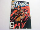 THE UNCANNY X-MEN  #212  DECEMBER 1986  WOLVERINE VS SABERTOOTH  VERY GOOD+