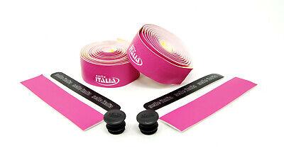 Selle Italia Smootape Road Bike Drop Bar Handlebar Tape Controllo Hard Pink