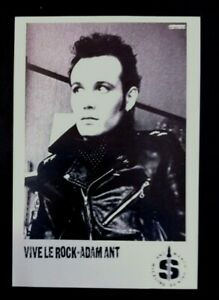 Adam-Ant-Merchandise-from-the-Adam-Ant-Deep-Space-Party-London-1986-Photograph